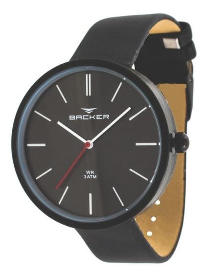 Relógio Backer Masculino 3552112m Pr Original Barato