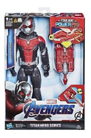 Boneco Avengers Homem Formiga Titan Hero Hasbro E3310 13751