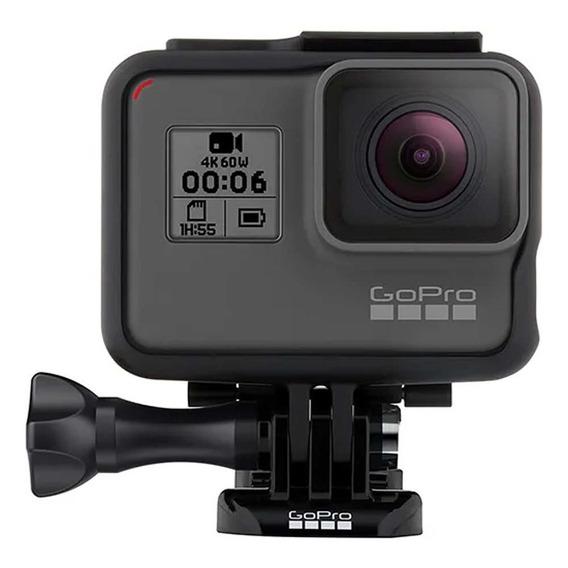 Câmera Digital Gopro Hero 6 Black 12mp 4k 60fps | Vitrine