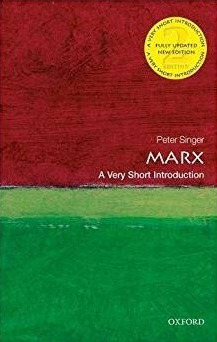 Livro Marx: A Very Short Introduction (inglês)