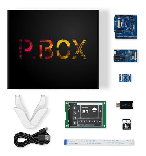 Imagem 1 de 3 de P.box Premium - Display 2.8 - P32240j28c_t01