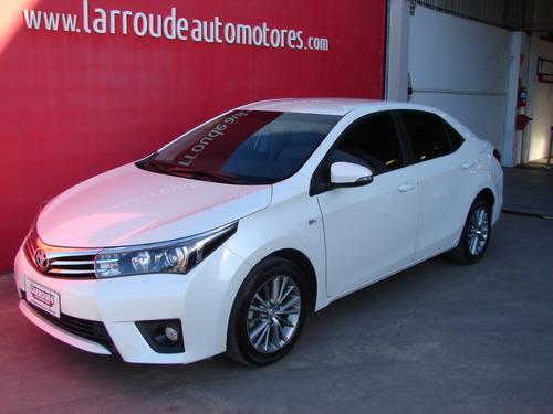 Toyota Corolla Xei Pack Mt. Mod 2015 Km 54000 -excelente-