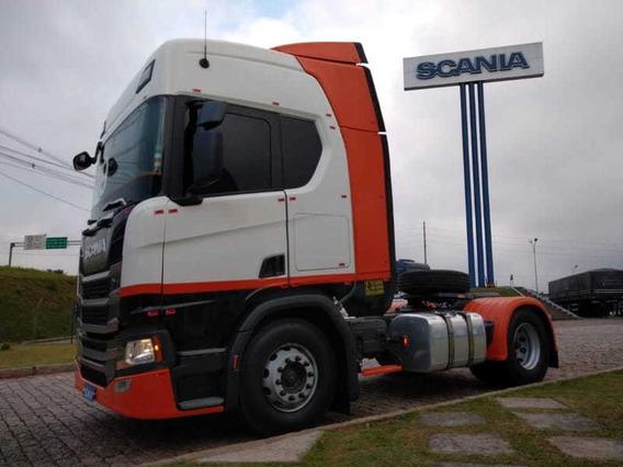 Scania R 450 Highline, 4x2, 2019 Scania Seminovos Pr 4c