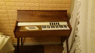 Organo Hohner Años 60