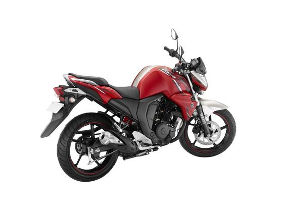 Yamaha Fz S Fi No Cb, Cg, Zanella, Gilera + Palermo Bikes