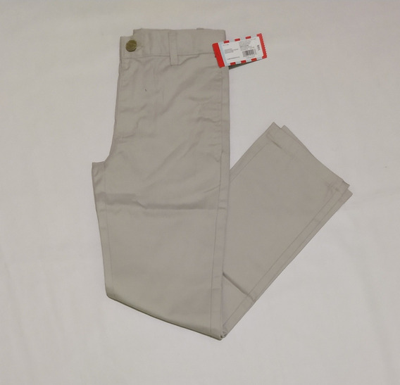 Pantalon Niño Color Kaki Talla 6 Cat & Jack