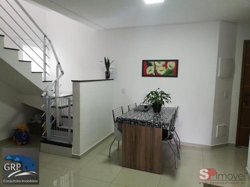 Imagem 1 de 15 de Apartamento Duplex Para Venda Em São Bernardo Do Campo, Baeta Neves, 2 Dormitórios, 1 Suíte, 2 Banheiros, 2 Vagas - 7266_1-1795031