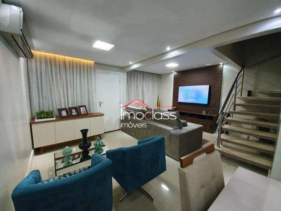 Casa Com 3 Dormitórios À Venda, 120 M² - Chácara Letônia - Americana/sp - Ca1042