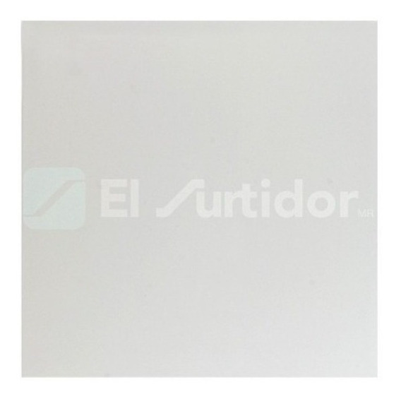 Piso Dual 33.3x33.3 Votromex 1.44m Blanco Para Cocina O Baño