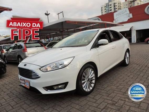 Ford Focus Sedan Titanium 2.0 16v Flex, Qhp5108