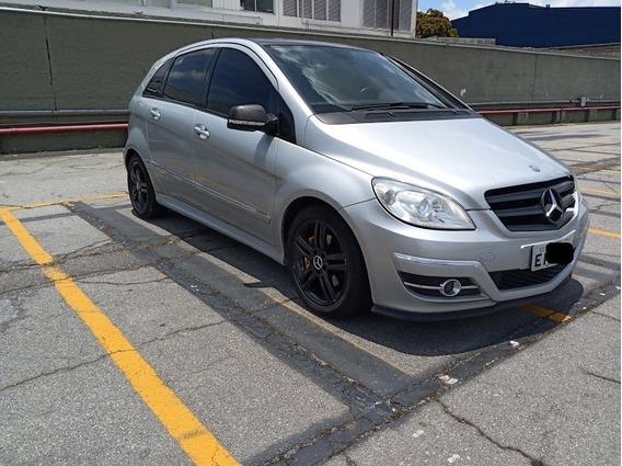 Mercedes-benz B200 Com Teto Panoramico
