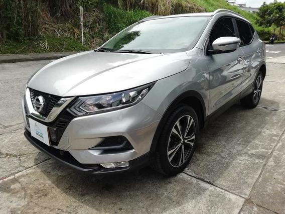 Nissan Qashqai Advance 2.0 Automática Secuencial 2018 601