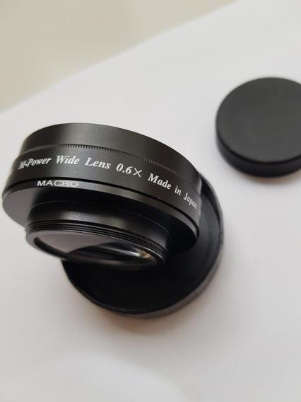 Vitacon Macro Adaptador 0.6x Para Lente Sony 16-50mm -