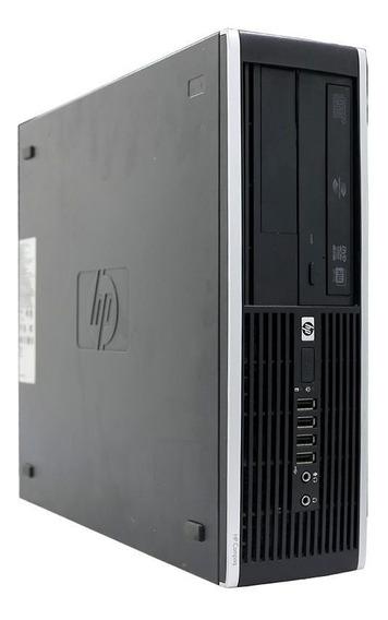 Desktop Hp Compaq 8000 Core2duo 2gb 160gb - Usado