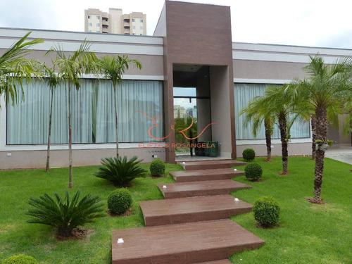 Imagem 1 de 15 de Casa Térrea À Venda No Jardim Aquarius Totalmente Mobiliada. - Ca0044