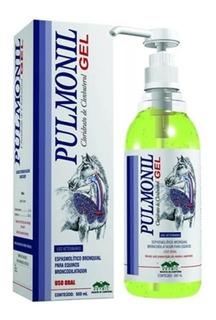 Pulmonil Gel 500 Ml - Clembuterol Vetnil