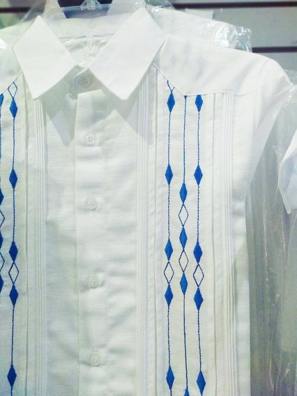 Guayabera Yucatan Niño, Elegante , Boda ,ceremonia Bautizo