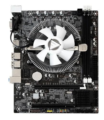 Kit Upgrade Placa Fm2+ ; Processador A4 6300 + 4gb Ddr3 Novo