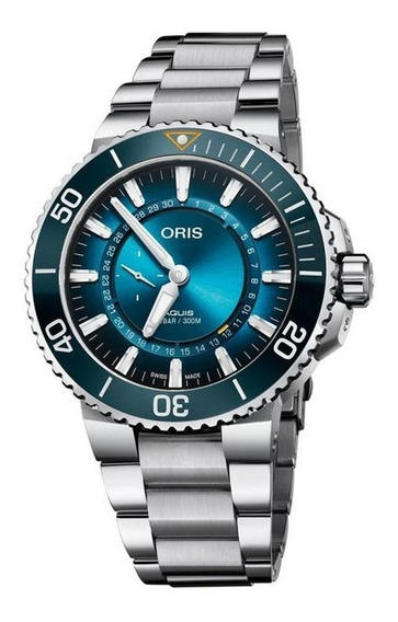 Reloj Oris Great Barrier Reef Edicio´n Limitada Iii