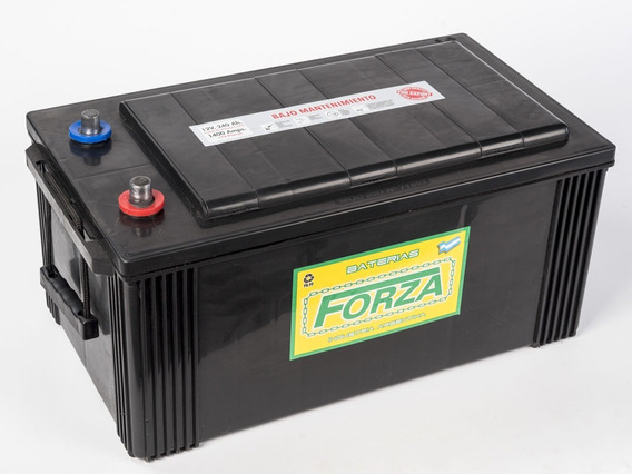 Bateria Forza 12v X 240ah Para Camiones