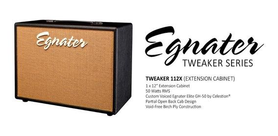Egnater Tweaker 112x Caja Bafle Boutique