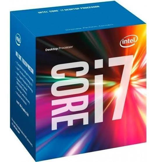 I7 7700 3.6ghz