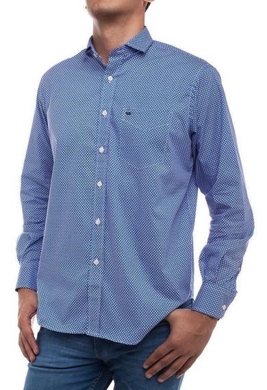 Camisa De Hombre Pato Pampa Entallada