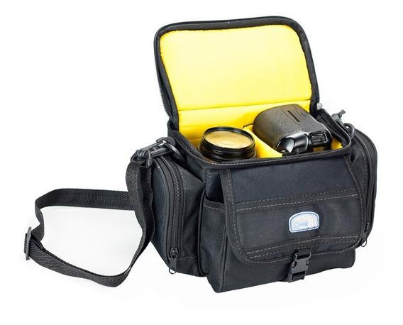 Bolsa Case Crazy Iii Para Cameras E Lentes Semi/profissional