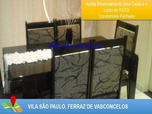 Imagem 1 de 24 de Apartamento Duplex Na Vila São Paulo - Ap00152 - 31978692