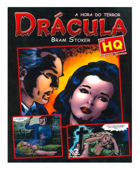 Dracula - A Hora Do Terror - Eugenio Colonnese - Em Cores