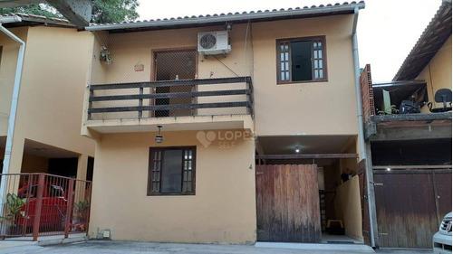 Imagem 1 de 9 de Casa À Venda, 114 M² Por R$ 230.000,00 - Colubande - São Gonçalo/rj - Ca20465