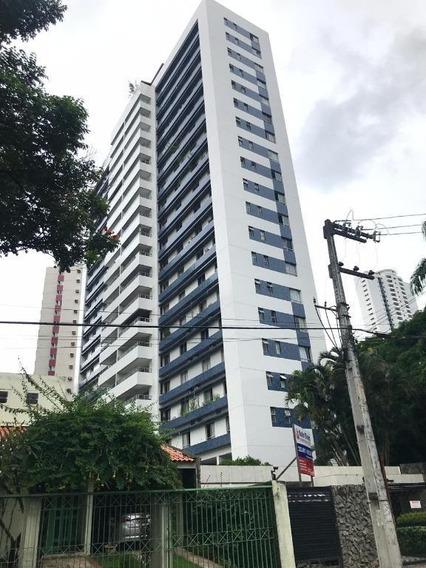 Cobertura Em Casa Forte, Recife/pe De 668m² 5 Quartos À Venda Por R$ 1.700.000,00 - Co277378