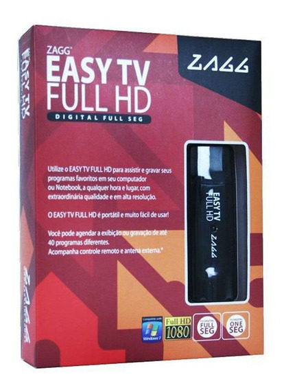 Receptor Tv Digital Hd Fullseg 1080p Pc Notebook Windows