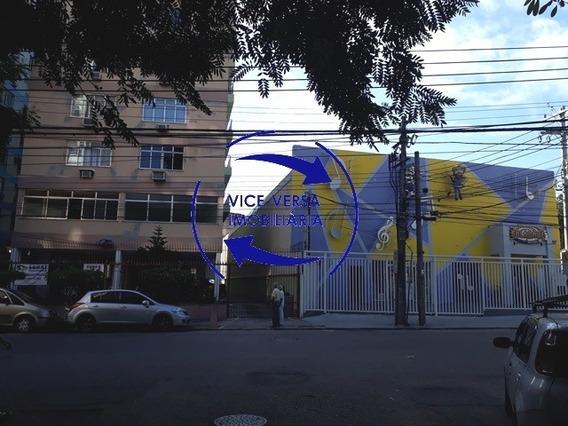 Apartamento À Venda No Méier, 90m², Mobiliado!