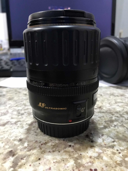 Lente Canon Ef 35-135mm