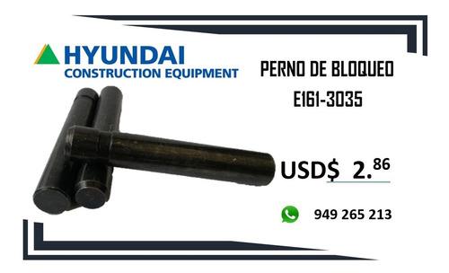 Perno De Bloqueo /// Hyundai Ce   E161-3035
