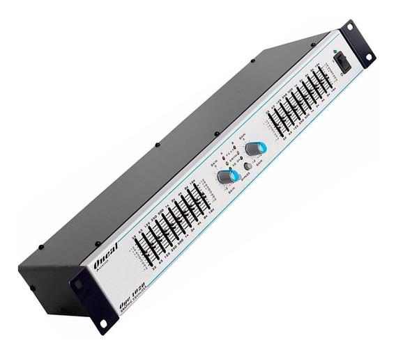 Equalizador Stereo Oneal Oge1020 10 Bandas Profissional