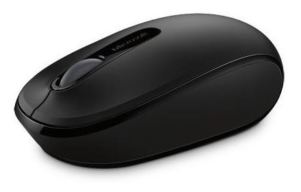 Mouse Inambrico Wireless Microsoft Negro Pc Laptop Mac Compu