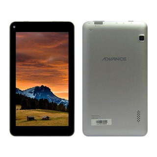 Tablet Advance Pr5960 1gb/8gb / 2 Tiendas Centro De Lima