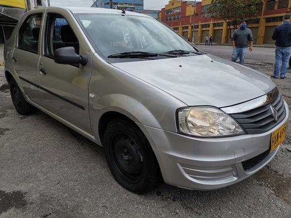 Renault Logan Expresión 2013