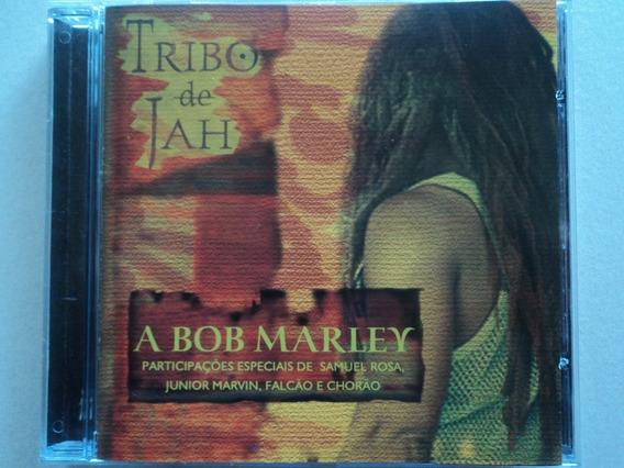 Cd-tribo De Jah:bob Marley:falcão,chorão,samuel Rosa:reggae