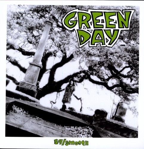 Green Day - 39/ Smooth [with One 7 Single] Lp