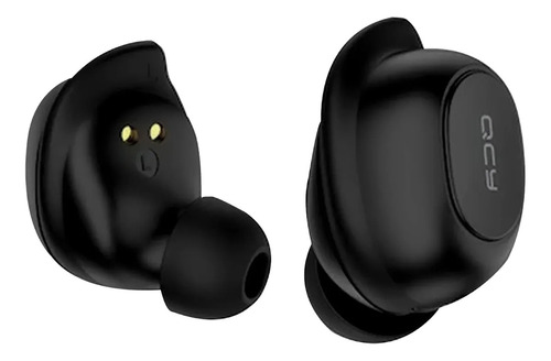 Auriculares In-ear inalámbricos QCY T9 negro