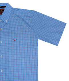 Cmc10 - Camisa Masc All Hunter Azul / Tam (m)
