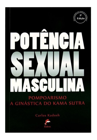 Livro Potência Sexual Masculina Pompoarismo
