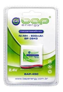 Bateria Recarreg P/tel S/fio Bp0843 Bap