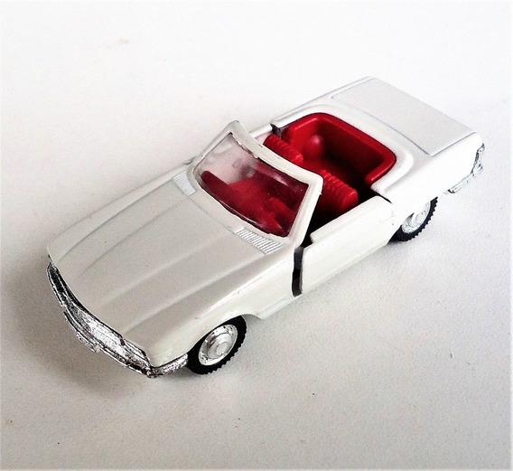 Miniaturas Rei Merecedes Benz 350 Sl Cabrio - Na Caixa