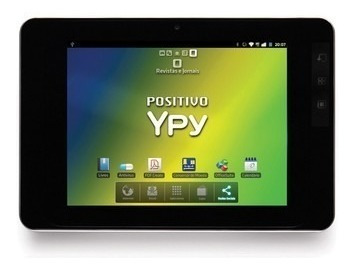 Tablet Positivo Ypy 07fta 3g Wifi 10gb 7 1024x768 Novo.