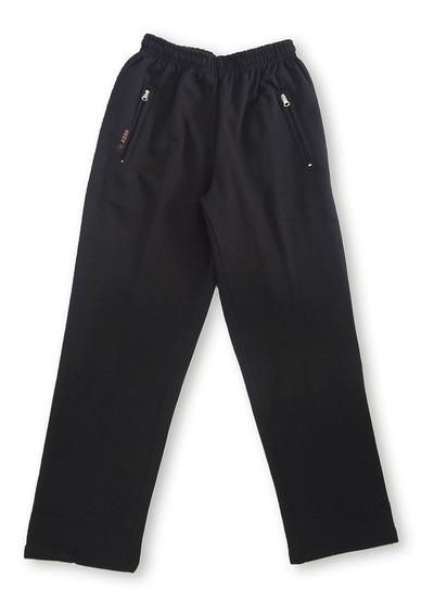 Pantalon Recto Jogging Con Friza Talles Especiales