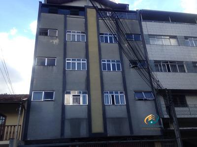 Apartamento A Venda No Bairro Olaria Em Nova Friburgo - Rj. - Av-125-1